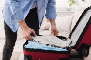 Tips bij inpakken van je koffer