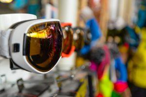 Skibril aanschaffen
