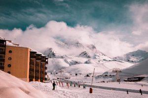 Val Thorens skigebied Frankrij