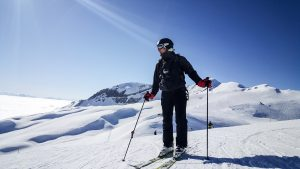 Intowintersport hoe over je ski angst heen te komen