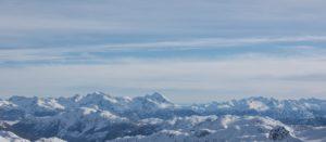 Bergen van skigebied Whistler Blackcomb