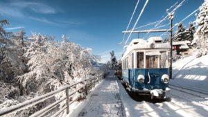 intowintersport - Ga ik met eigen voer, het vliegtuig of trein naar mijn wintersportbestemming?