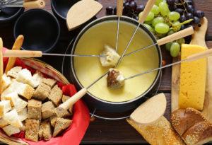 Recept van de week: Zwitserse Kaasfondue (Vegetarisch)