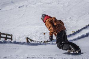 Snowboarden is beter dan skien.