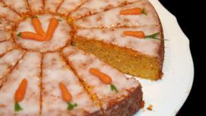 Rueblitorte taart