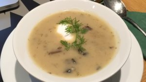 Kulajda soep