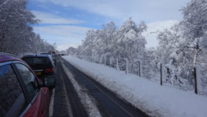 voorbereiding wintersportreis