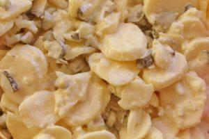 Aardappelsalade-intowintersport
