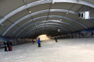 Sneeuwhal-intowintersport