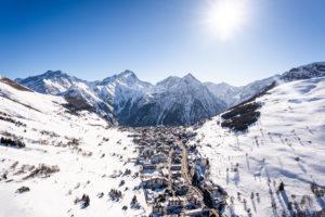 Skigebied Les 2 (Deux) Alpes - IntoWintersport