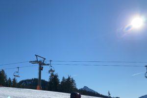 wintersporten in maart